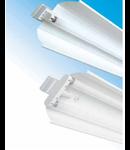 Corpuri de iluminat Fluorescente pentru Montaj Aparent - 1X58W 830(840) HF-S   , FIRA - 11 LINEXA  R,  ELBA