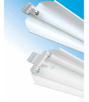 Corpuri de iluminat Fluorescente pentru Montaj Aparent - 2X58W HF-P  ,  FIRA - 11 LINEXA  R,  ELBA