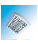 Corpuri de iluminat Fluorescente pentru Montaj Aparent - 2X18W DP, FIRA 03 LC,  ELBA