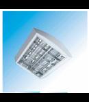 Corpuri de iluminat Fluorescente pentru Montaj Aparent - 2X55W SP HF-P, FIRA 03 LC,  ELBA
