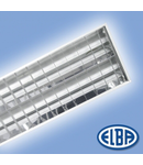 Corpuri de iluminat Fluorescente pentru Montaj Incastrat - 2X58W DP 830(840) HF-S ,  FIRI-03 ICAR,  ELBA