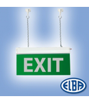 Corpuri pentru Iluminat de Siguranta,  2 W, autonomie 1.5 h, CISA 04 LED , ELBA