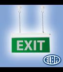 Corpuri pentru Iluminat de Siguranta,  2 W, autonomie 3.0 h, CISA 04 LED , ELBA