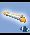 Antiexplozive, 1X18W mina negrizituoasa,  CFS 04  IP 64( echipate cu lampi), ELBA