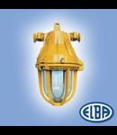 Antiexplozive, AI-02 100W ML II G Exde  ,  AI 02/ AI 02C (echipat cu lampi) IP54,  ELBA