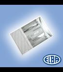 Corpuri de iluminat industriale, 250W halogenura metalica, PREMIUM 01 IP41- montaj APARENT, ELBA