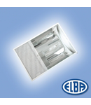 Corpuri de iluminat industriale, 400W halogenura metalica, PREMIUM 01 IP41- montaj APARENT, ELBA