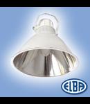 Corpuri de iluminat industriale, PDHM(G) 09,  1X250W HM cu sticla si gratar, ELBA