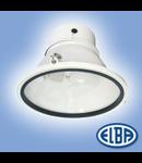 Corpuri de iluminat industrial, IEV 02  1X125W PC IK06, IEV 02 IP54,  ELBA