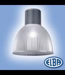 Corpuri de iluminat industriale, 70W HM dispersor transparent, BELL, ELBA