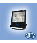 Proiectoare, 57W, fluo-compacta electronic, LUXOR-02 IP66, IK06, ELBA