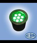 Proiectoare, 21X1W LED ALB 2 nipluri, IMPACT, ELBA