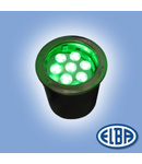 Proiectoare, 21X1W LED ALB 1 niplu, IMPACT, ELBA