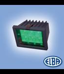 Proiectoare, 6X3W LED VERDE, PCH 01 LED IP44, ELBA