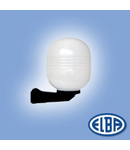 Corp de iluminat pietonal, Ø200 FUMURIU, COMETA IP44, ELBA