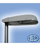 Corp de iluminat stradal, 01 1X36W fluo-compact (sig. fuz.),  DELFIN 01, ELBA