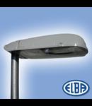 Corp de iluminat stradal, 01 1X36W fluo-compact HF-P (sig. fuz.) ,  DELFIN 01, ELBA