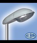 Corp de iluminat stradal, 250W sodiu (cu placa amovibila), DELFIN 03, ELBA
