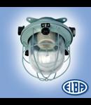Corp de iluminat protejat la umezeala si praf, SN-328-61,  ELBA