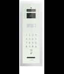 Panou exterior VIDEO pentru blocuri, max. 255 interioare Touch Alb