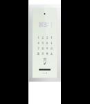 Panou exterior AUDIO pentru blocuri, max. 255 interioare Touch Alb