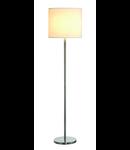SOPRANA,lampa podea, SL-2, alb ,textil, E27