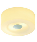 MALANG,aplica tavan,sticla/crom,E27