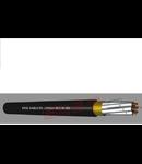 Cablu RE-2X(St)H-fl (MULTICORE)  3 x 1.5,  ERSE