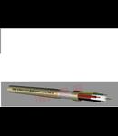 Cablu CCTV MINI COAX+(2x0.50+2x0.22) mm, ERSE