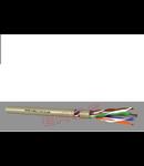 Cablu CAT-6 UTP, 4 x 2 x 24 AWG, ERSE