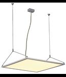 Lampa LED PANEL, PD 115, lumina alba calda