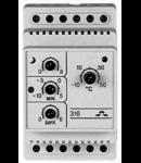Termostatul electronic Devireg 316 cu multiple utilizari