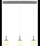 Lampa BIG SURA TRIPLE,crom