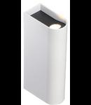 Aplica SLEEK LED UP/DOWN LED,alb