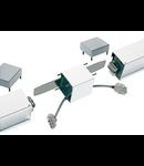 Accesoriu Aplica Q-LINE,aluminiu