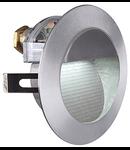 Spot DOWNUNDER LED 14,aluminiu,lumina calda