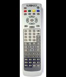 Telecomanda cu infrarosu pentru sisteme multiroom Mondo T, TUTONDO