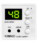 Modul Microfon selectiv incastrat, alb, TUTONDO