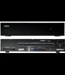 Mixer audio programabil, 8+1 intrari, 6 iesiri si 6 zone de expansiune,  TUTONDO