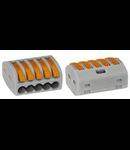 Clema rapida conexiune 5x0.75-4mmp