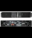Amplificator stereo de putere finala, 850 850 W pe 2 ohm, 600 600 W pe 4 ohm, 350 350 W pe 8ohm, TUTONDO