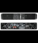 Amplificator stereo de putere finala, 1500 1,500 W pe 2 ohm, 1000 1,000 W pe 4 ohm, 600 +600 W, TUTONDO