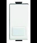 Intrerupator iluminabil 16A Bticino Matix alb