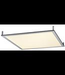 Panou luminos LED CL 136,gri ,lumina rece