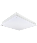 GRID LAMP BIG PAN,4x18W,alb