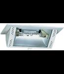 Plafoniera HQI-TS DL 150W,Rx7s,gri