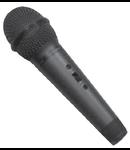 Microfon dinamic unidirectional, 250 ohm cu comutator, TUTONDO