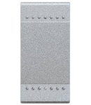 Intrerupator basculant  cap-scara, 16A living  light, tech, BTICINO
