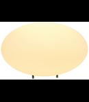 LIPSY OUT FLOOR Lampa ornamentala, E27,23W,alb