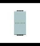 Intrerupator cruce , borne cu surub,16A, living light, 1 modul, tech, BTICINO